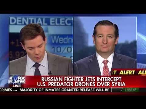 Ted Cruz on America's Newsroom