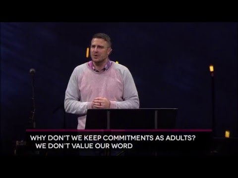 Commitment Matters to God - Adulting #3