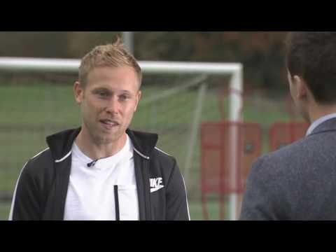 Scott Arfield TSN Canada interview