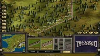 Railroad Tycoon 2 Platinum - 25 - Second Century: The Super Trains