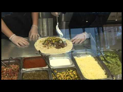 How To Make Chipotle Burrito
