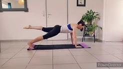 Cours de Pilates Matwork Intermédiaire (cours entier)