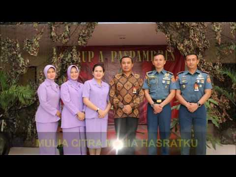 Paspampres Grup A Hymne IKKT Pragati Wira Anggini