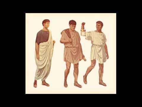 greek dress and fashion