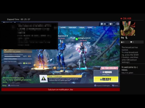 Best 3 players on ps4 Fortnite
