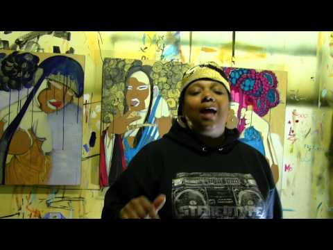 Erykah Badu - iona brown - Thulani Davis - Maker of Saints film 2012