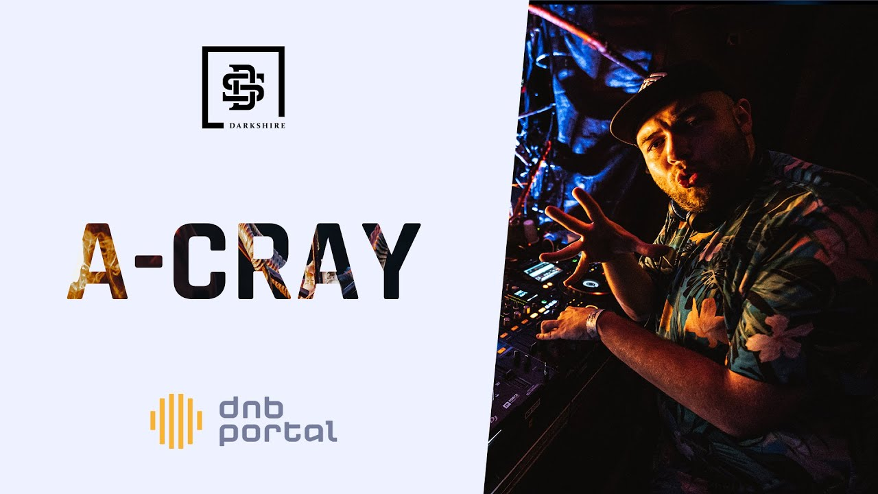 Download A-Cray - Live @ Darkshire In The Woods   Drum and Bass [26-06-2021] mp3