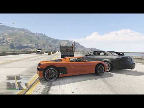 Grand Theft Auto V .I fought the law Mission