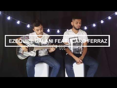 Ezequiel Galani Feat Icaro Ferraz - Espirito Santo  Cover - Priscilla Alcantara