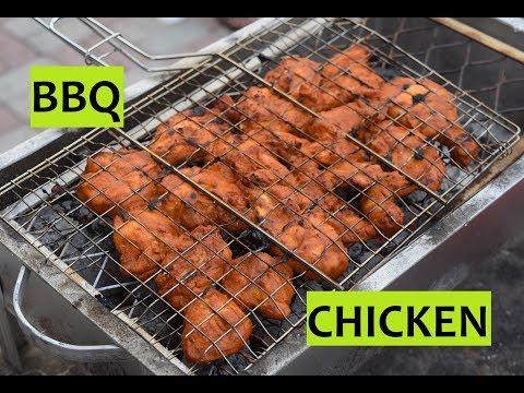 !!BBQ Chicken!! Al Buhoor Farm House - Seeb-Muscat-Oman-Weekend Get together-Outdoor cooking