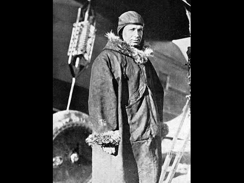 Sir Hubert Wilkins, Polar Explorer and Aviator