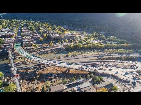 Grand Avenue Bridge Construction Update - October 3, 2017