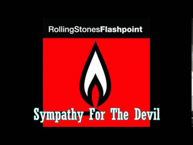 The Rolling Stones - Flashpoint - Sympathy For The Devil Chords ...