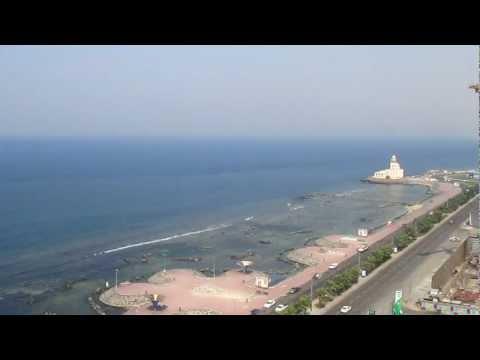 Lamar tower  west coast Jeddah - Red sea — at Jeddah