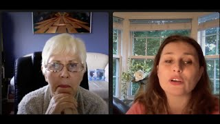 Marina Jacobi - Interview with Mary Rodwell / The New Human