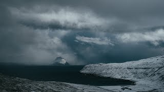 EP39 APOL - Faroe Islands - I got caught in a SNOWSTORM