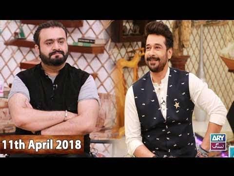 Salam Zindagi With Faysal Qureshi - 11th April 2018 - ARY Zindagi