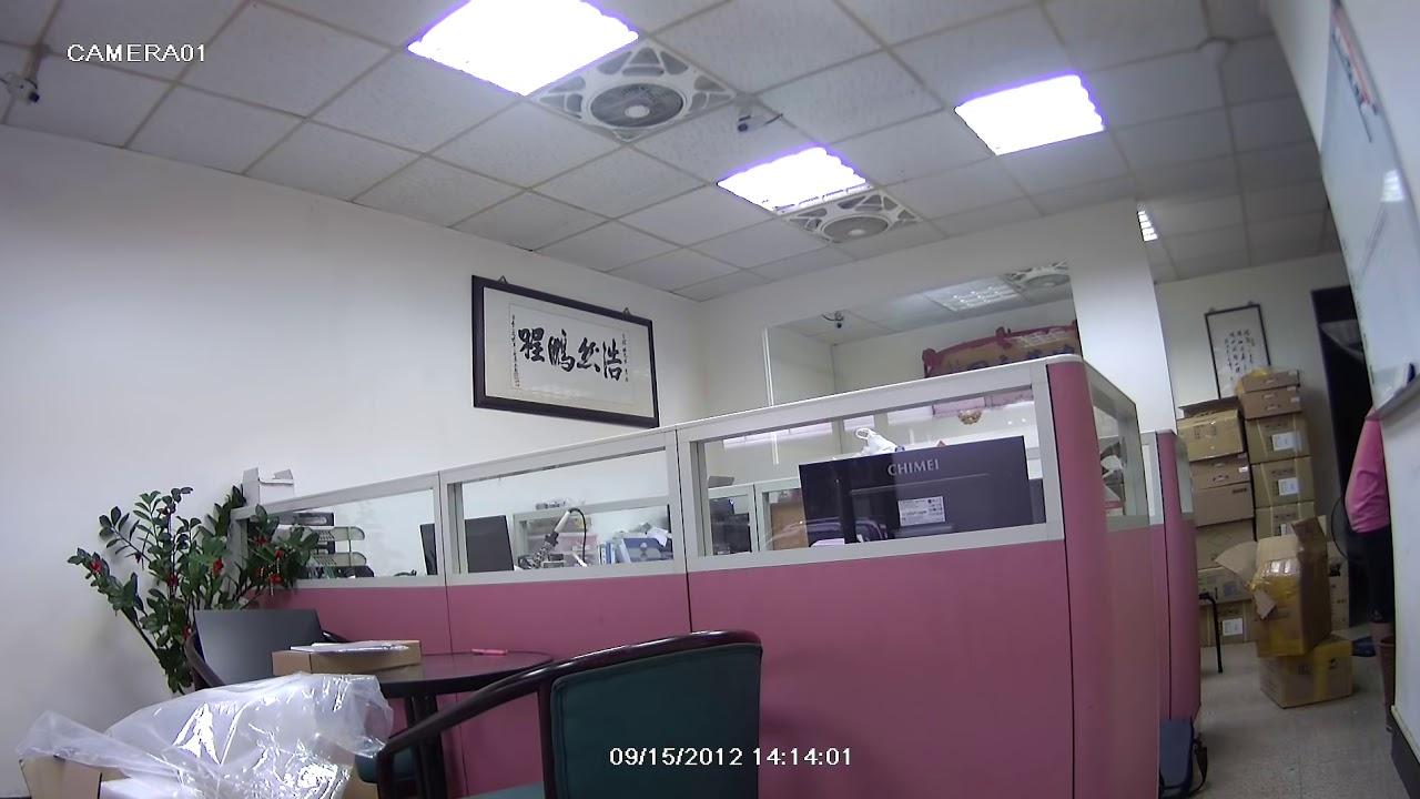浩程推出高畫質Hybrid HD-DVR + HD-SDI攝影機實測錄影效果.avi - YouTube