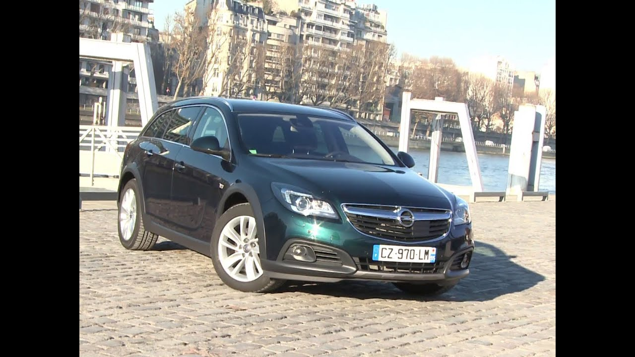 essai opel insignia country tourer 2 0 cdti 195 4x4 bva. Black Bedroom Furniture Sets. Home Design Ideas