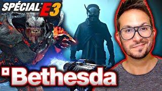 BETHESDA s'excuse et dévoile des nouvelles licences, suffisant ? Conférence E3 2019