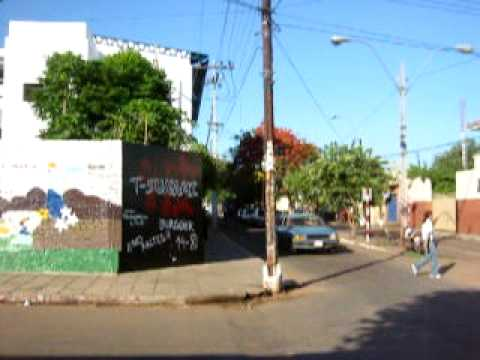 Transportation in Paraguay