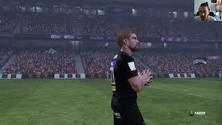 Rugby Challenge 3 [MyPlayer][Saison 8] Journée 9
