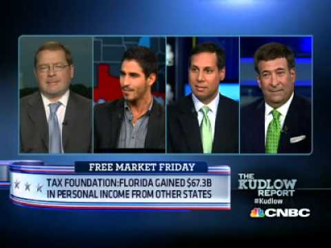 Avik Roy on the Prosperity of Red States vs. Blue States 2013-08-23
