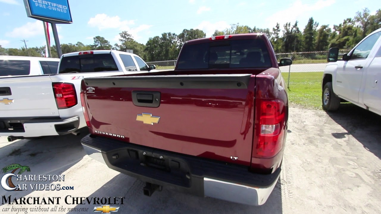2013 chevy silverado lt for sale review at marchant chevy september 2017
