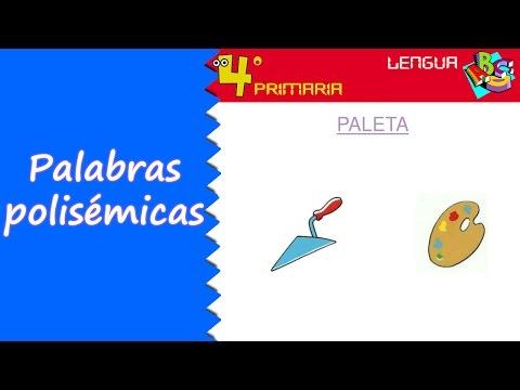 lengua-castellana.-4º-primaria.-tema-9.-palabras-polisémicas
