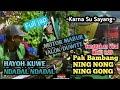 #tiktok #viral ● kreasi terbaru pak bambang vs pak bayan● new k@rista karna su sayang