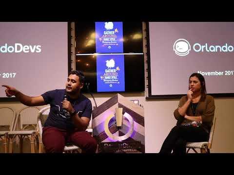 Q&A Session: Developers vs Recruiters   Orlando Devs