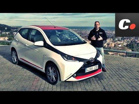 Toyota Aygo - Prueba coches.net / Análisis / Test / Review en español