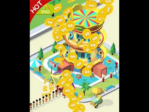 Idle Amusement Park For Pc - Download For Windows 7,10 and Mac