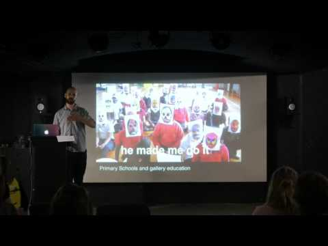 Re-Visit: What's Important: Art & Education with Alex Schady