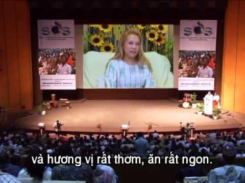 869-3 Soyez végétalien, mangez bio pour sauver la planète Thuần Chay Hữu Cơ Để Cứu Vãn Địa Cầu
