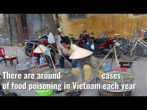 Food safety remains an issue in Vietnam