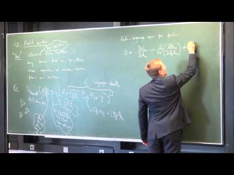 Lecture 14: Matter (International Winter School on Gravity and Light 2015)