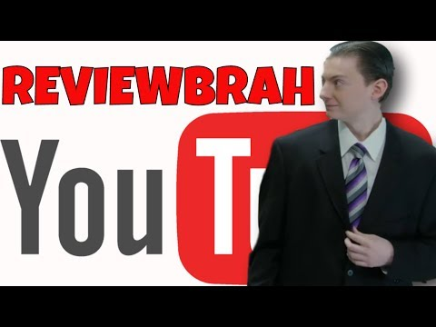 YouTube Success Stories: The Report of the Week aka Reviewbrah