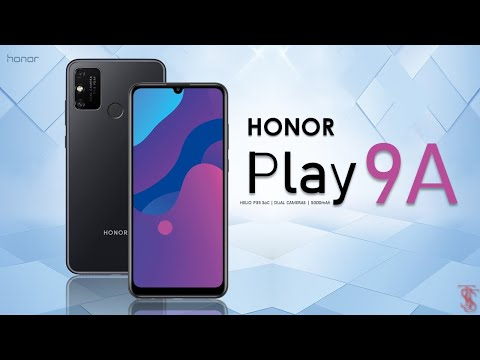 Honor Play 9A First Look, Expected Price, Design, Specifications, Camera, Features