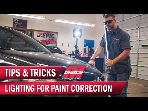 Get Better Paint Correction Results with These Lighting Tips