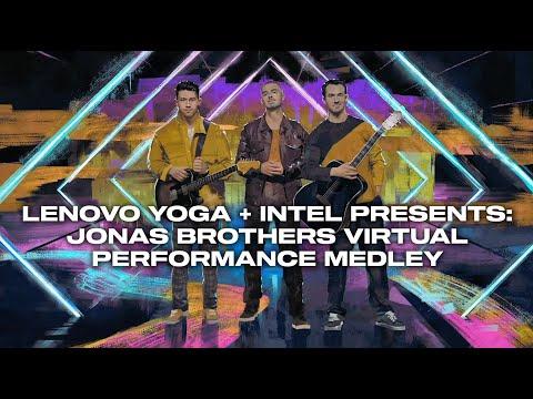Lenovo Yoga + Intel Presents: Jonas Brothers Virtual Performance Medley