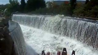 Heidepark  Alle Fahrgeschäfte/ all rides (onride, offride)