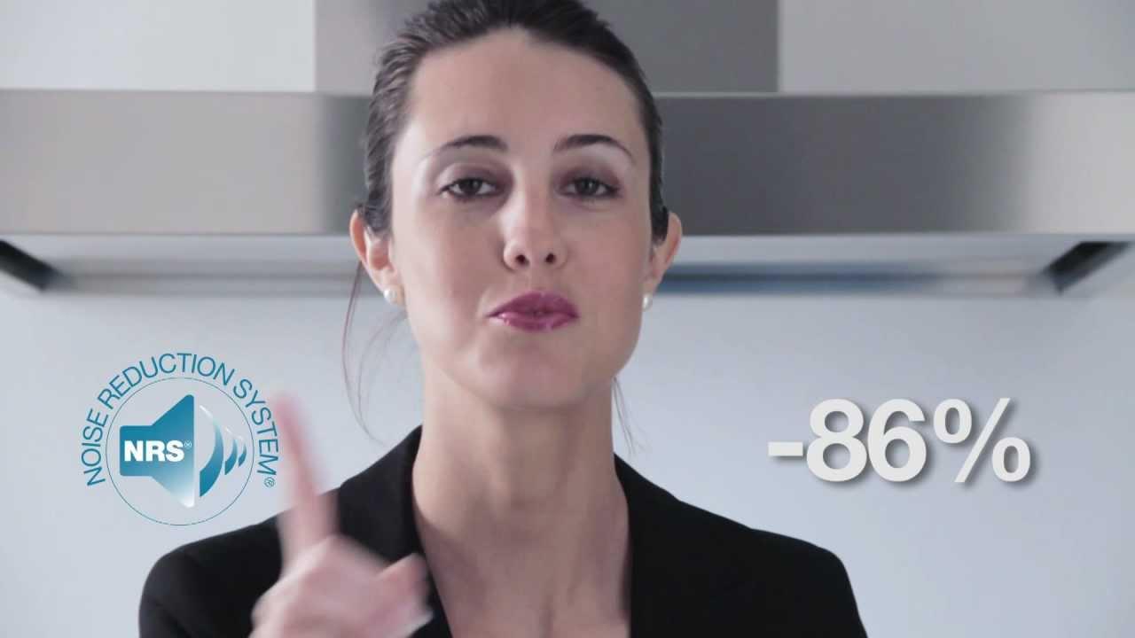 Falmec technologie nrs des hottes ultra pour votre cuisine for Choisir une hotte silencieuse