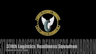 374th Logistics Readiness Squadron, Yokota Air Base, Japan