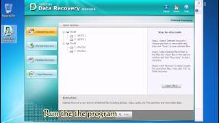 Using Tenoreshare Data Recovery to Recover Lost Data from PC, USB Flash Drive, Memory Card