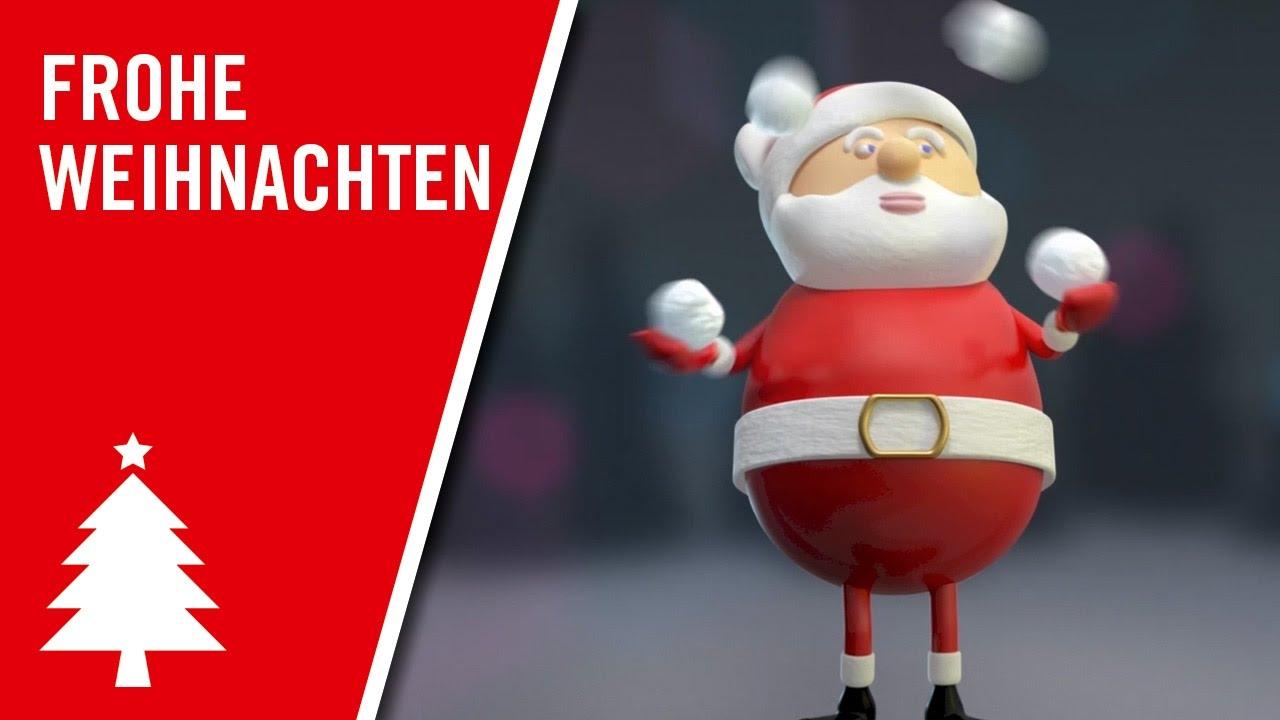 Frohe Weihnachten  YouTube