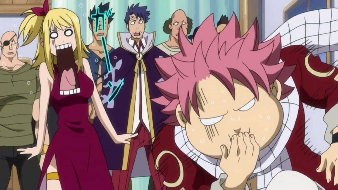 Fairy tail ep 1