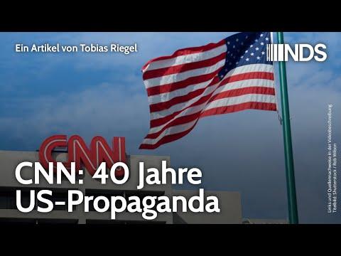 CNN: 40 Jahre US-Propaganda | Tobias Riegel | NachDenkSeiten-Podcast | 29.05.2020