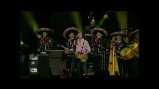 Paul McCartney - OB-LA-DI, OB-LA-DA. Con Mariachi  Zócalo Ciudad de México 10 de Mayo del 2012