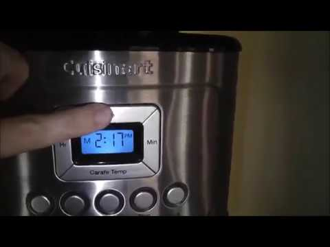 Cuisinart DCC-3200 Review – Key Features, Pros-Cons – EspressoTune